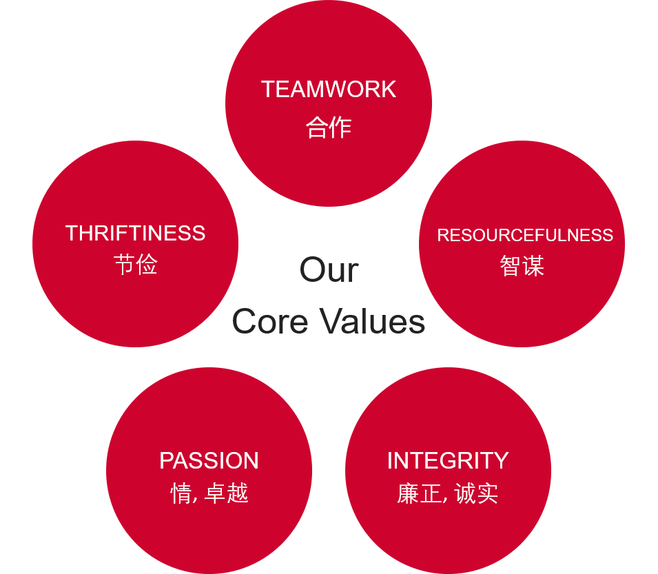 delphic core values