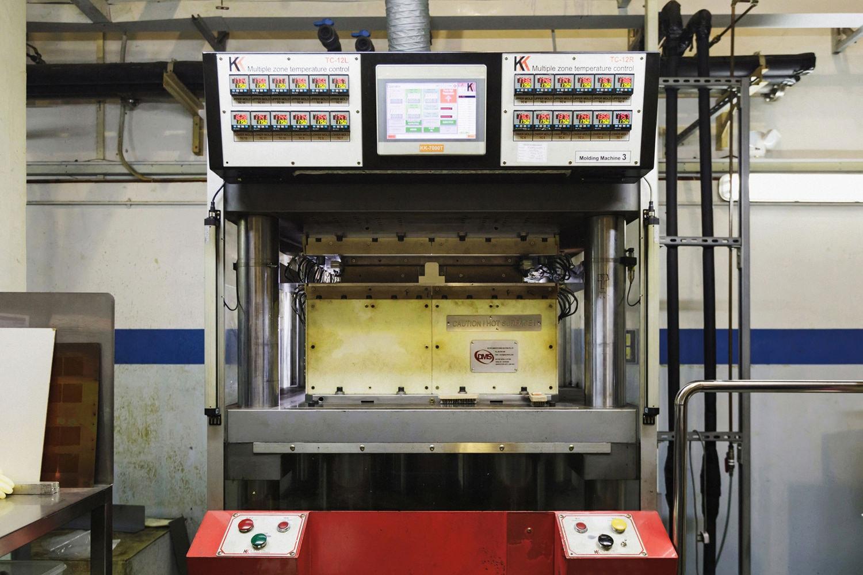 Encapsulation Molding System